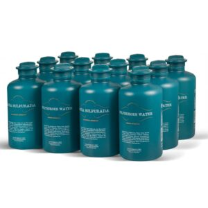 Agua Sulfurada - Pack especial cura hidropínica