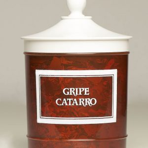Gripe - Catarro (Aerisphyton) Pl. Med. Dr. Pina