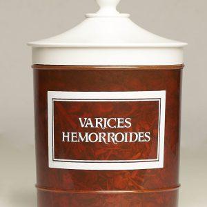 Varices - Hemorroides Fluxusphyton